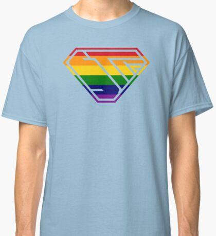 STPC SuperEmpowered (Rainbow) Classic T-Shirt