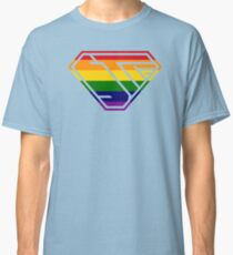 STPC SuperEmpowered (Rainbow) Classic T-Shirt