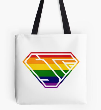 STPC SuperEmpowered (Rainbow) Tote Bag