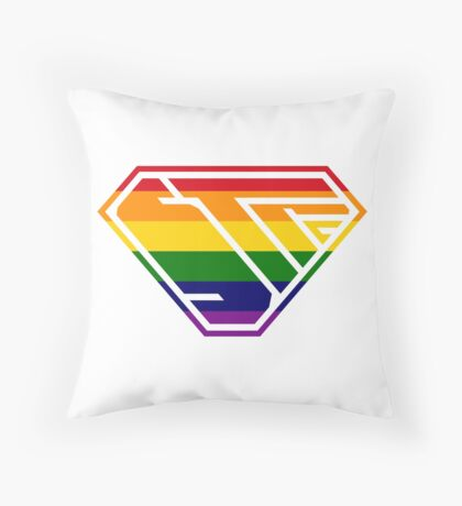 STPC SuperEmpowered (Rainbow) Floor Pillow