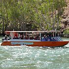 Ord River Cruising_W.A._Aus by Kay Cunningham