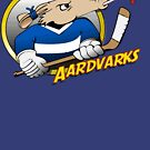 Fighting Aardvarks logo gear! by localheropress