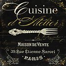 La Cuisine I by mindydidit