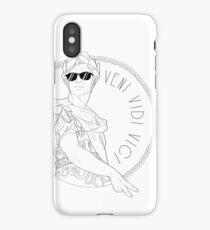 Veni Vidi Vici iPhone Case