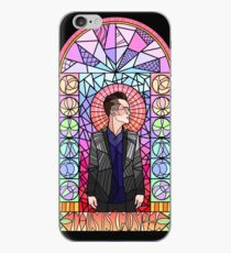 This is Gospel Stain Glass  iPhone Case