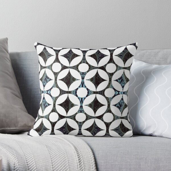 #Pattern, #hip, #modish, #astonishing, #amazing, #surprising, #wonderful,   #Remarkable, #extraordinary Throw Pillow