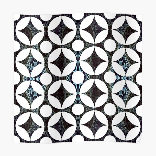 #Pattern, #hip, #modish, #astonishing, #amazing, #surprising, #wonderful,   #Remarkable, #extraordinary Poster