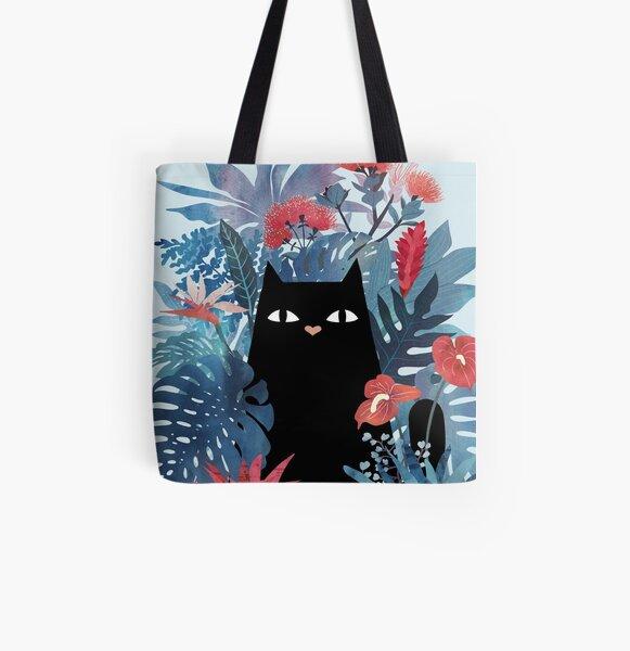 Popoki  All Over Print Tote Bag