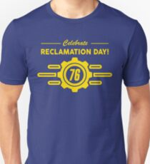 Vault 76 Reclamation Day Unisex T-Shirt