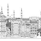Istanbul by franzi