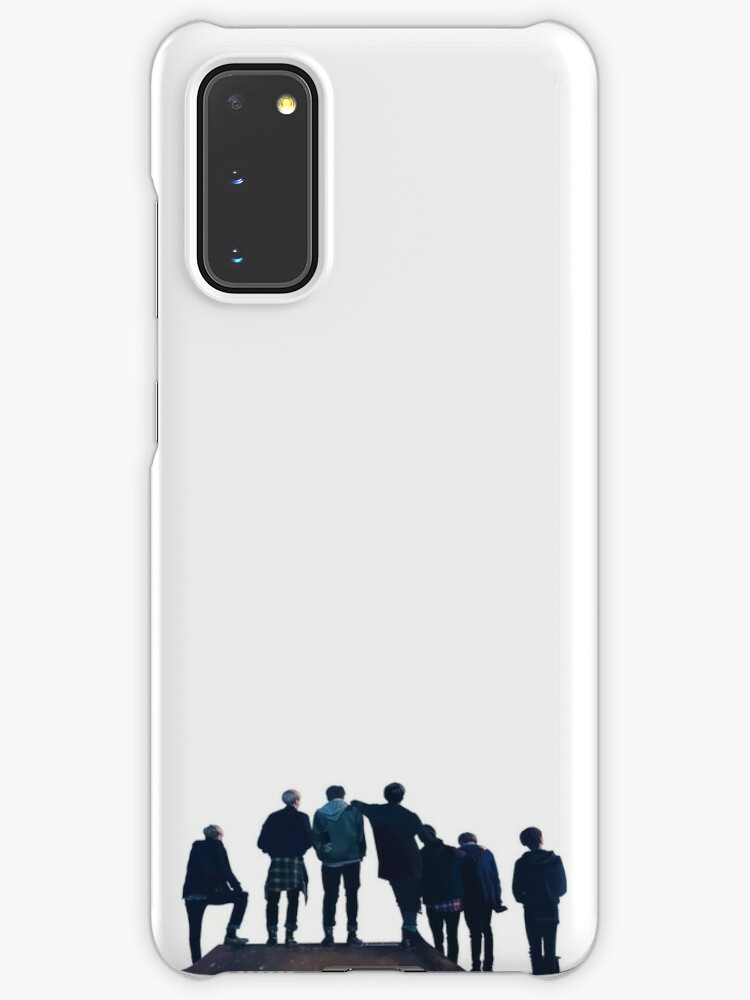 Bts Wallpaper Case Skin For Samsung Galaxy By Sunicorn Redbubble