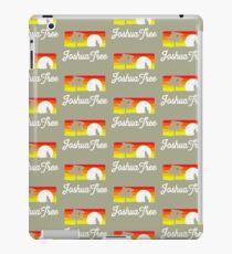 Joshua Tree Nationalpark Kojote & Vintage Desert Sky Design iPad-Hülle & Klebefolie