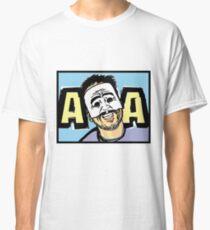 AngryAussie Mask Shirt Classic T-Shirt