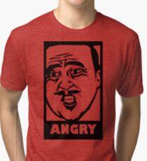 AngryAussie T-Shirt Tri-blend T-Shirt