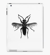 Melted insect iPad Case/Skin