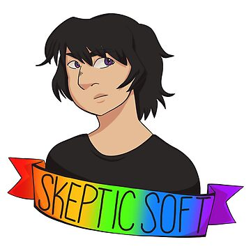 Keith's Skeptic of his Gay Pride by morvenmoeller