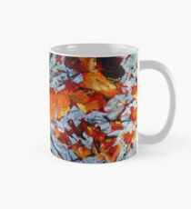 Golden Leaves 1 Mug