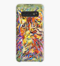 Ninja Cat. Deep Neural Networks #Art Case/Skin for Samsung Galaxy