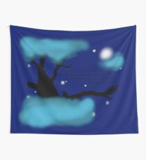 Wherever You Are... Wall Tapestry