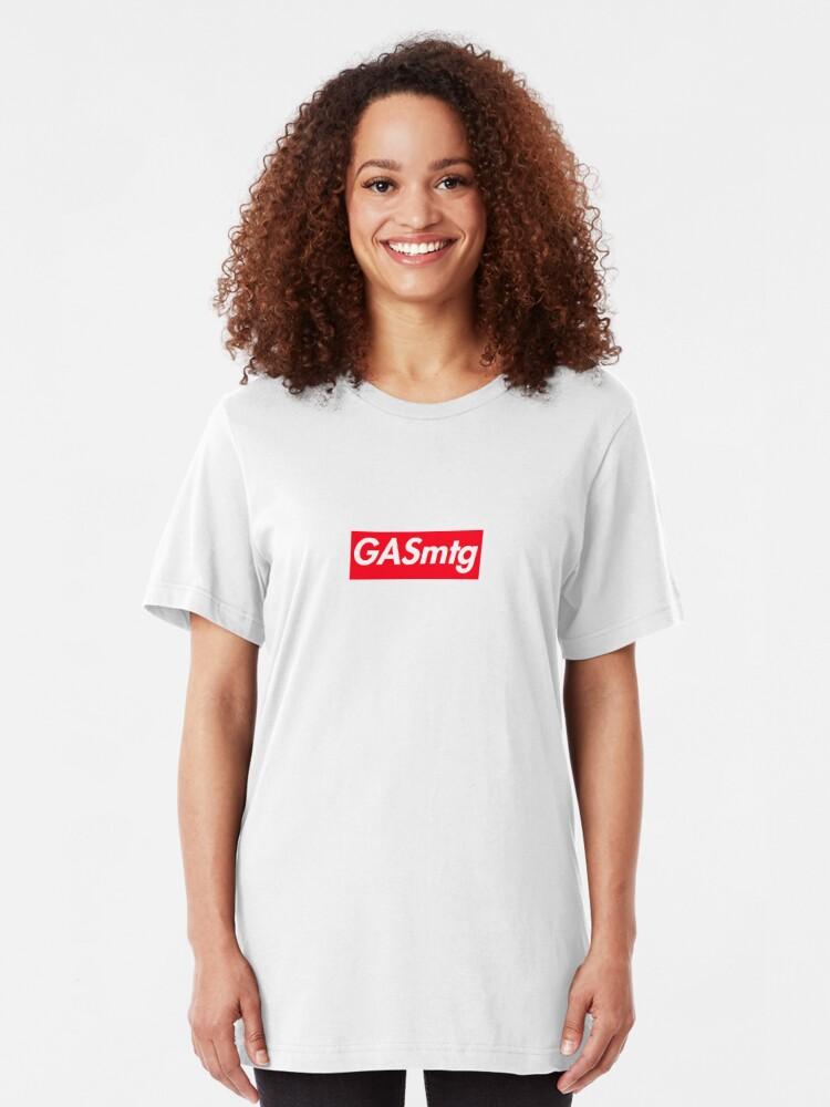 Alternate view of GASmtg BOGO Slim Fit T-Shirt