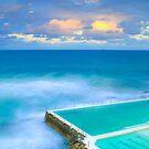 Bondi Baths by Jill Fisher