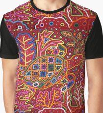 Mola de Panama  Graphic T-Shirt