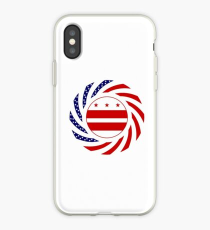 DC Murican Patriot Flag Series iPhone Case