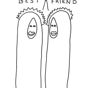 Sister Sky Beam: Best Friend  by SisterSkyBeam