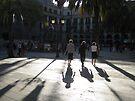 Chasing shadows by erwina