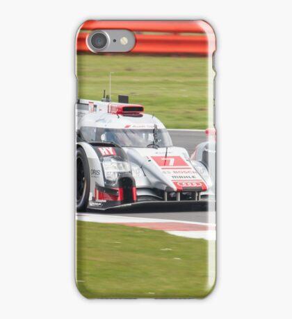 2015 WEC  Audi R18 No 7 (1) iPhone Case/Skin
