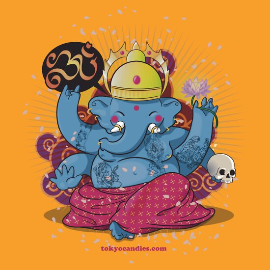 TShirtGifter presents: Ganesh