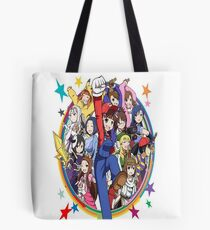 IM@S X Super Smash Bros. Tote Bag