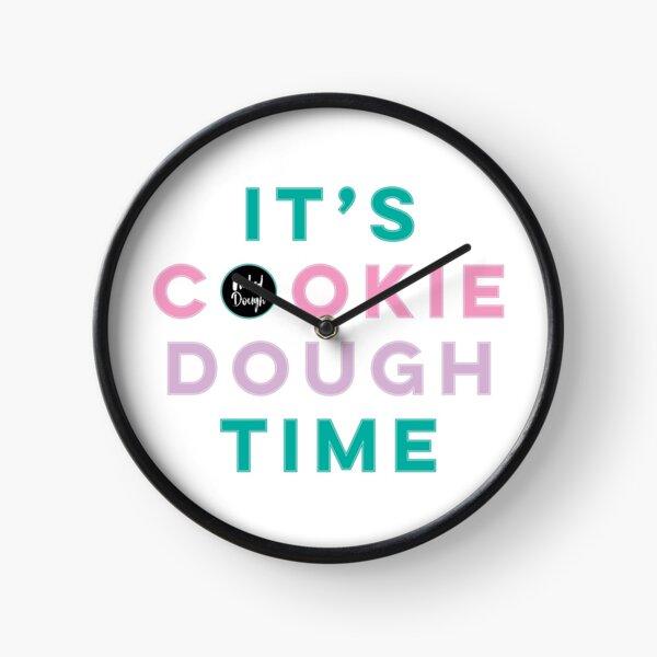 It's Cookie Dough Time Clock