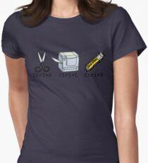 Cut, Copy, Paste T-Shirt