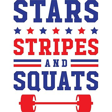 Stars, Stripes And Squats by brogressproject