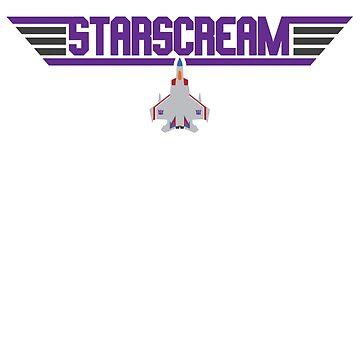 Top Starscream by moombax