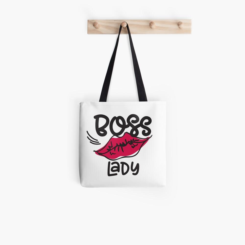 Chefin Tote Bag