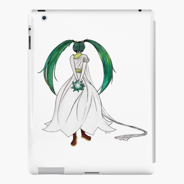 Flower Girl : Muguet (Lily of the valley) iPad Snap Case