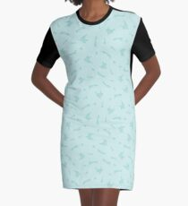 Mythical Silkens Graphic T-Shirt Dress