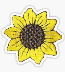 Sunflower Patch Sticker