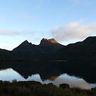 Cradle Mountain by Fiona Kersey