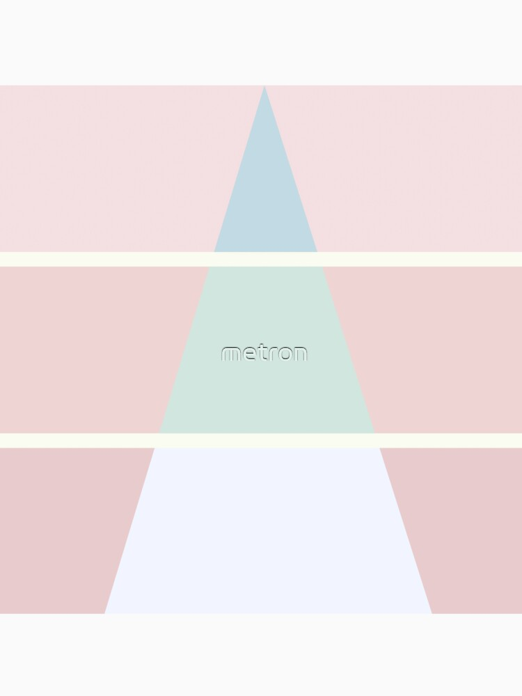 Pastel Triangle by metron