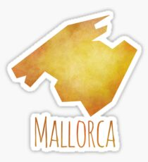 Mallorca Sticker