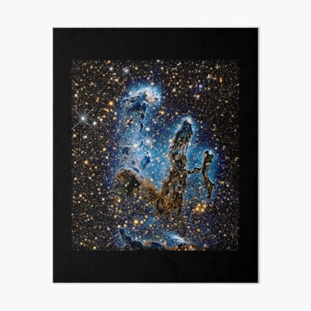 Pillars of Creation Poster Picture Frame 8x10 NASA Hubble Space Telescope