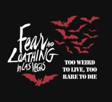 FEAR AND LOATHING IN LAS VEGAS T SHIRT by loganhille