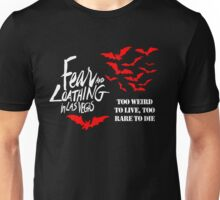 FEAR AND LOATHING IN LAS VEGAS T SHIRT Unisex T-Shirt