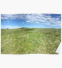 Prairie Breeze Poster