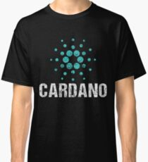 Cardano Ada Logo Cryptos Vintage Classic T-Shirt