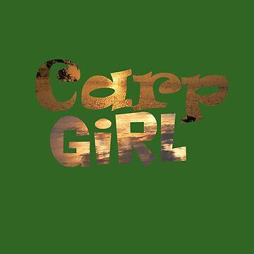 Carp girl by mary02