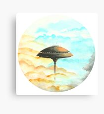 Cloud City on Planet Bespin, Star Wars Metal Print